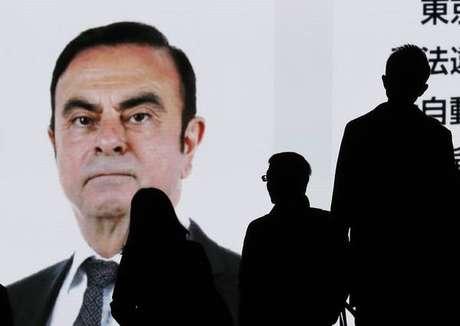 Carlos Ghosn está preso em Tóquio desde 19 de novembro
