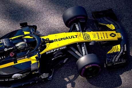 Renault afirma que seu progresso foi pior do que em 2017