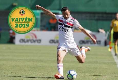 Nenê está sendo monitorado pelo Fluminense(Foto: Rubens Chiri / saopaulofc.net)