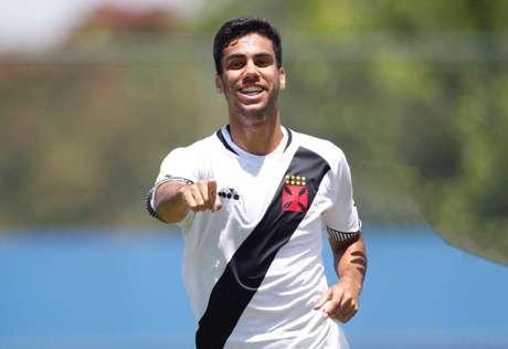 Tiago Reis marcou três gols na goleada do Vasco sobre o Juventude (Foto: Rafael Ribeiro/Vasco.com.br)