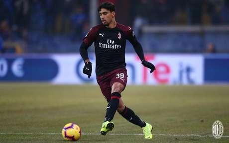Paquetá estreou com a camisa do Milan neste sábado e atuou por 85 minutos (Divulgação)