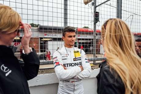 Wehrlein confirma conversas com a Ferrari