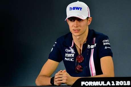Ocon afirma que se não conseguir vaga em 2020 estará fora da F1