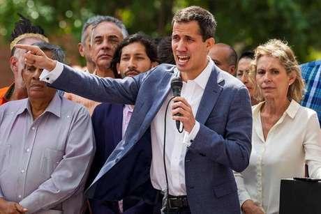 Presidente do Parlamento, Juan Guaidó, é preso na Venezuela