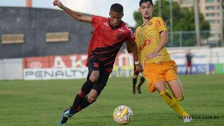 Athletico-PR é eliminado pelo Mirassol na Copinha.