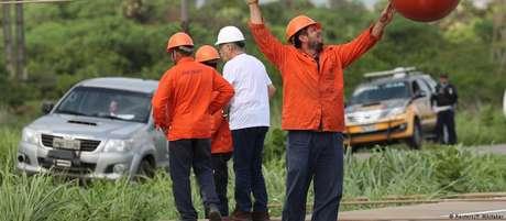 Ataques causaram interrupção no fornecimento de eletricidade nas redondezas de Fortaleza