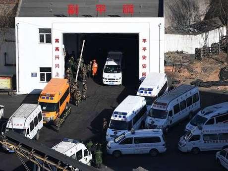 Acidente em mina de carvão mata mais de 20 na China