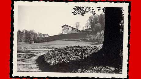 Casa em Berghof, nos Alpes da Bavária, estava entre os bens de Hitler