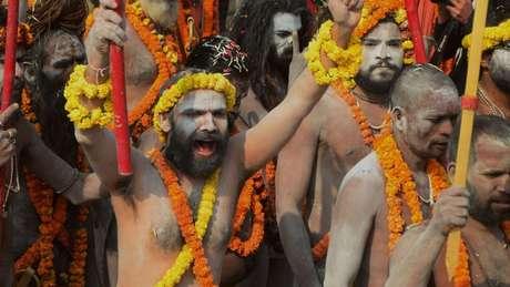 A grande maioria dos hindus não aceita modo de vida de aghoris