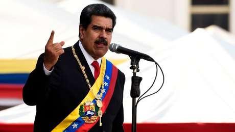Estados Unidos, União Europeia e o Grupo de Lima não reconhecem o mandato de Nicolás Maduro na Venezuela.