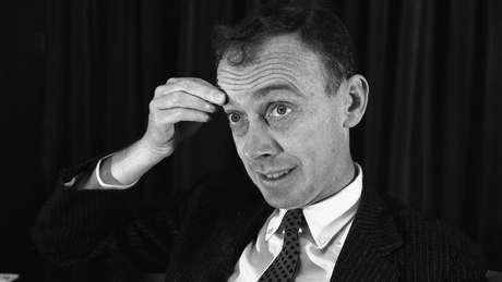 James Watson em entrevista à BBC em 1962