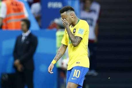 """Hazard disse que tinha uma """"pressão enorme"""" em cima de Neymar (Foto: AFP)"""