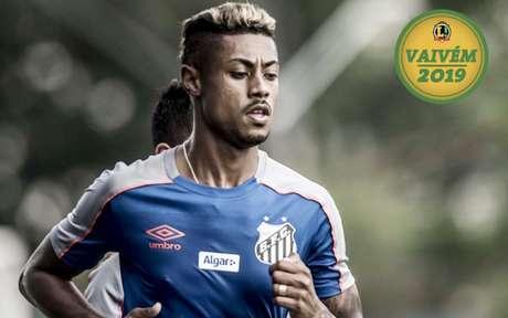 Bruno Henrique não está mais nos planos do Flamengo para 2019 (Foto: Ivan Storti/Santos)