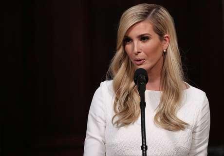 Assessora especial da Casa Branca Ivanka Trump, filha do presidente dos EUA, Donald Trump 11/10/2018 REUTERS/Jonathan Ernst