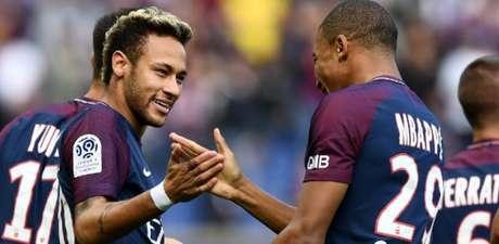 Pelé rasgou elogios a Mbappé (Foto: AFP)