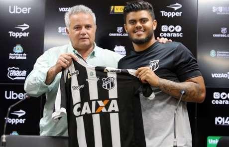 Rick Vieira/Ceará