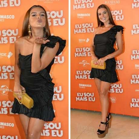 Giovanna Lancellotti (Fotos: Francisco Cepeda/AgNews)