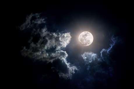 A influência da lua cheia de janeiro