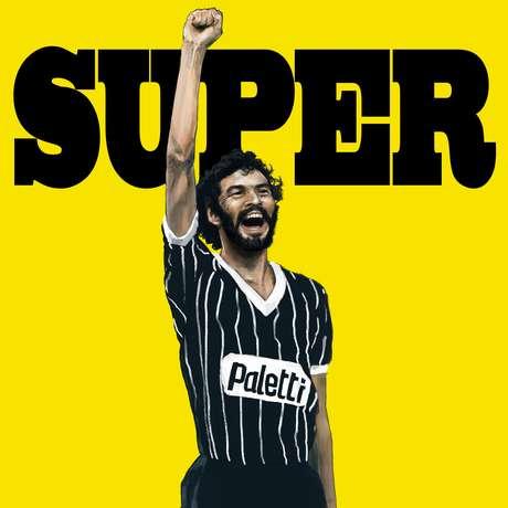"""Capa de """"Super"""", de Pietro Paletti"""