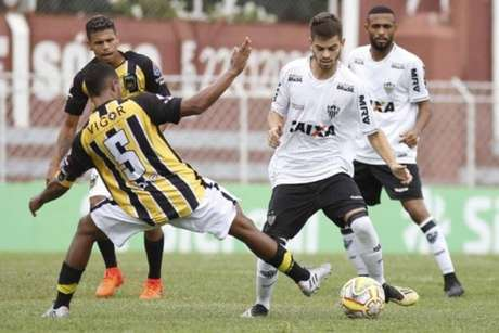 Volta Redonda superou o Atlético Mineiro por 2 a 0, na Rua Javari