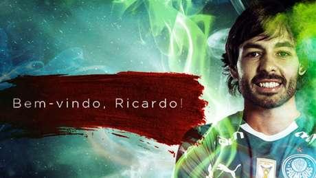 Ricardo Goulart vai voltar a trabalhar com Luiz Felipe Scolari e Alexandre Mattos (Foto: Divulgação)