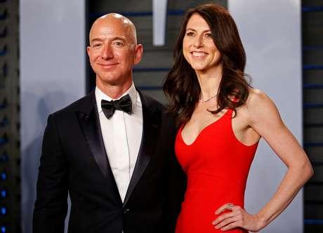 Jeff e Mackenzie Bezos irão se separar