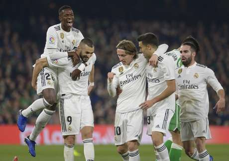 Vinícius Júnior tem injetado ânimo quando o Madrid aparece apático em alguns jogos (Foto: AFP)