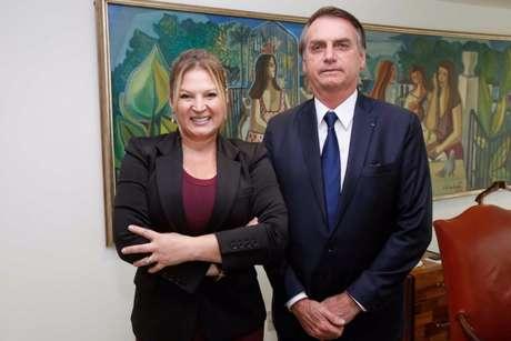 Deputada Joice Hasselmann é do mesmo partido do presidente Jair Bolsonaro (Foto: Reprodução/Twitter)