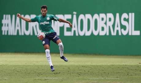 Nico Freire não disputou nenhuma partida oficial pelo Palmeiras e rescindiu (Foto: Cesar Greco)