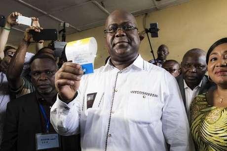 Opositor Félix Tshisekedi é acusado de ter feito acordo com o presidente Joseph Kabila