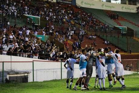 Vasco venceu o Volta Redonda e avançou às semifinais da Copinha
