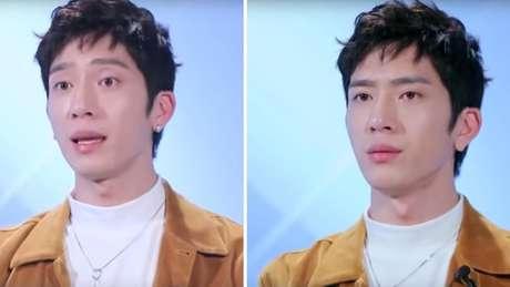 Chineses publicaram nas redes sociais imagens que mostram diferenças nas orelhas dos atores em cenas da mesma série de TV