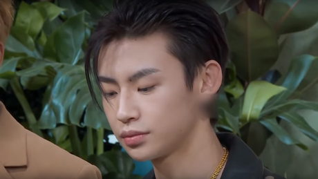 Parte das orelhas do ator Wang Linkai foi esfumaçada pelas autoridades chinesas