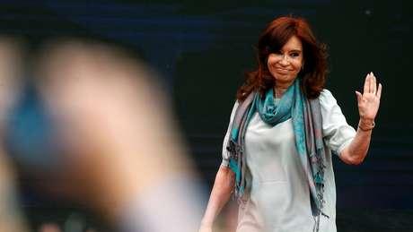 Cristina Kirchner ainda não confirmou, mas é apontada como possível candidata nas próximas eleições presidenciais argentinas