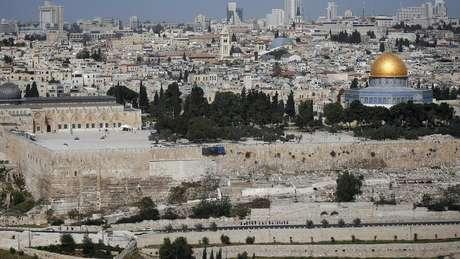 Jerusalém é reivindicada por israelenses e palestinos