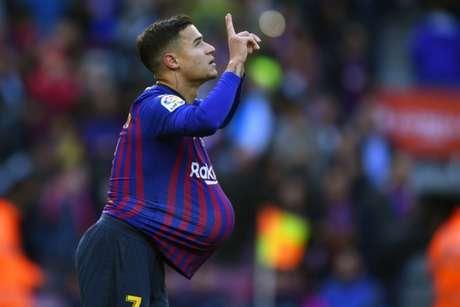 Philippe Coutinho tem perdido figurado no banco de reservas do Barça (Foto: AFP)
