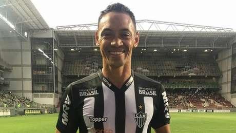 Ricardo Oliveira começou muito bem o ano (Divulgação Twitter)