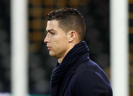 Cristiano Ronaldo 11/12/2018 REUTERS/Arnd Wiegmann