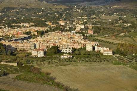 Cidade de Sambuca, Sicília