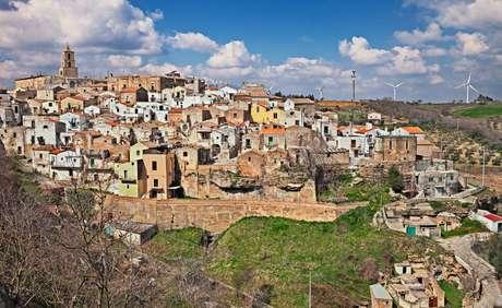 Grottole, Matera, Basilicata, Itália