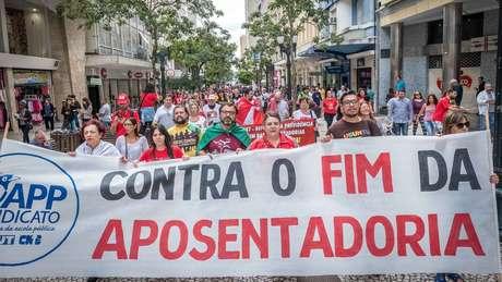 Propostas de reforma dos governos Dilma e Temer sofreram oposição de sindicatos e do movimento trabahista