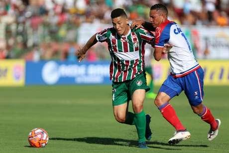 Felipe Oliveira/E.C Bahia