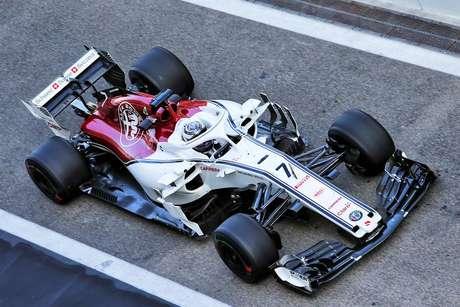Sauber é a equipe a ser observada em 2019, diz Sergio Perez