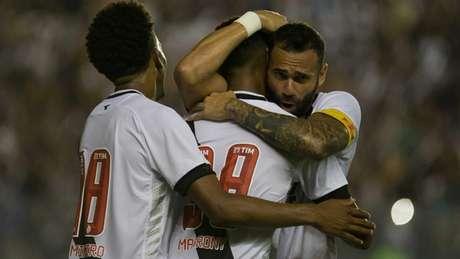 Marrony marcou duas vezes na vitória em São Januário (Marcelo Goncalves/Photo Premium/Lancepress!)