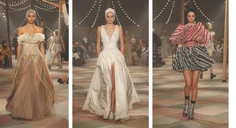 Circo foi a inspiração da Dior (Foto: Divulgação)