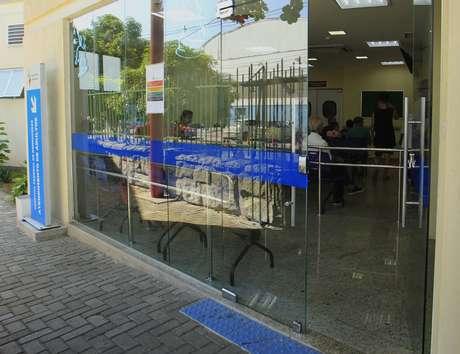 Hospital federal Bonsucesso, no Rio de Janeiro