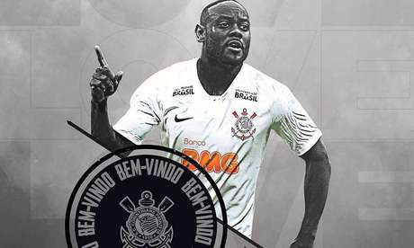 Vagner Love está de volta ao Corinthians