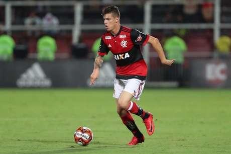 À espera do Peixe, Ronaldo segue treinando separado do elenco profissional do Flamengo (Gilvan de Souza/Flamengo)