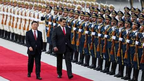 De acordo com a revista Americas Quarterly, bancos públicos chineses emprestaram mais de US$ 62 bilhões para a Venezuela, entre 2005 e 2017