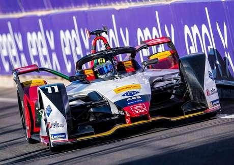 "ePrix de Santiago: Di Grassi ""voa"" e conquista a pole para a Audi no Chile"